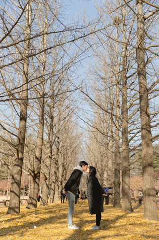 Pre-Wedding Photo in South Korea | The Moments by Melissa | Melbourne, Australia
