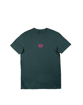 """CASA """"Classic"""" Shirt Bottlegreen"""