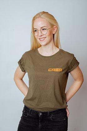 "CASA ""Classic"" Shirt Khaki"