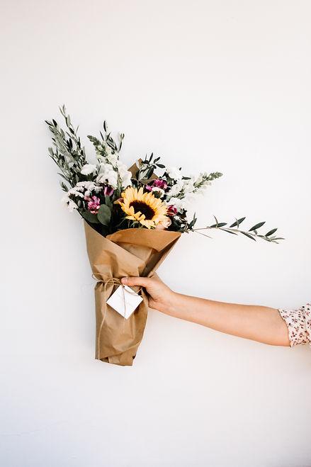 Bouquet de Casamento Moderno