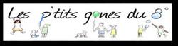 Logo Les P'tit Gones du 8