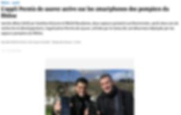 L'application Permis de Sauver arrive sur les smartphone des pompiers du Rhône