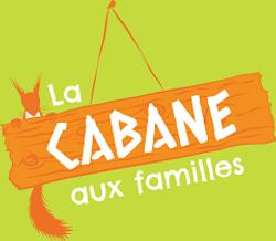 Logo La Cabanne aux Familles
