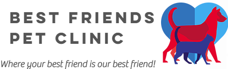 Best Friends Pet Clinic Logo