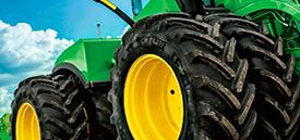 Llantas de tractor y agricolas