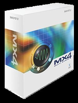 MOTU MX4 Synth