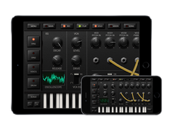 iOS Korg iDS-10