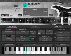 Real Strat by Music Lab