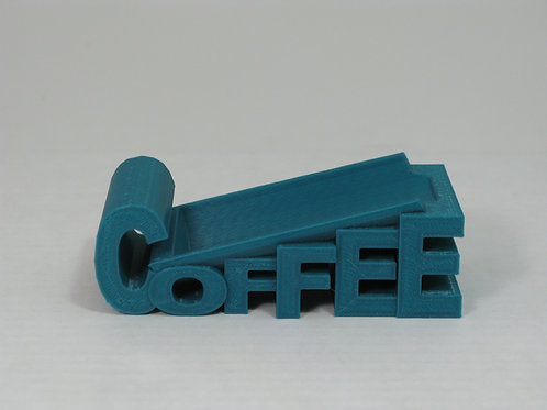 """Coffee"" Spoon Rest"