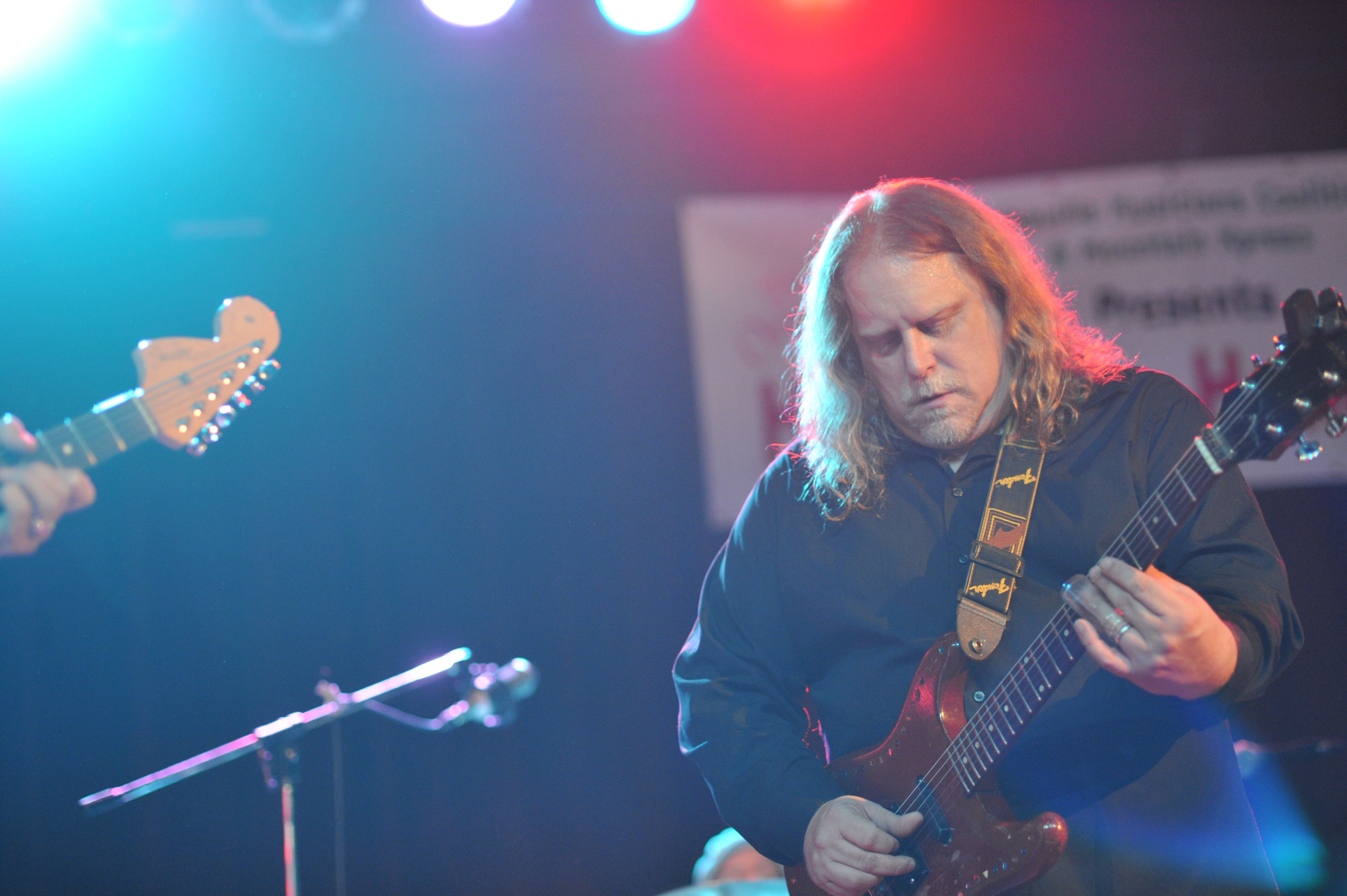 Warren Haynes slide