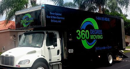 360DegreeMoving Truck Interstate