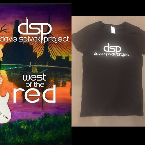 dsp Limited Edition Tee Combo