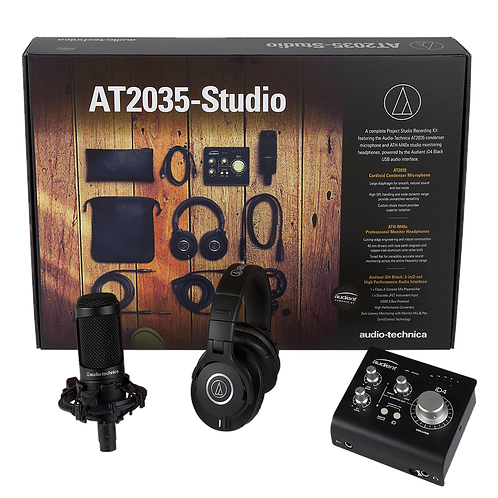 Audio Technica AT2035-Studio