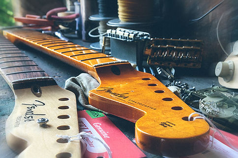 Réglage Guitare Luthier Lutherie Thionville Metz Luxembourg