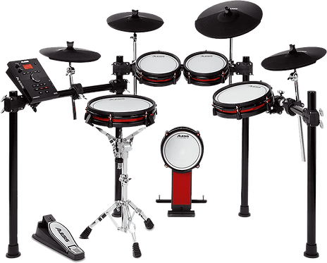 ALESIS CRIMSON MESH KIT II Special Edition