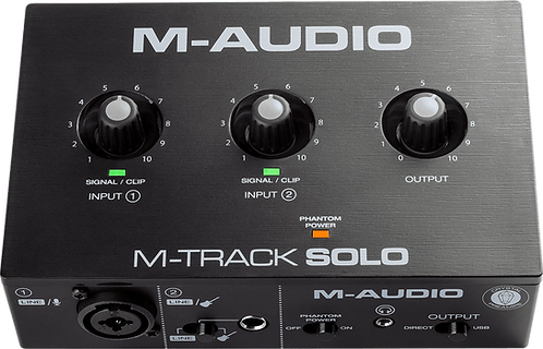 M-Audio MTRACK-SOLO