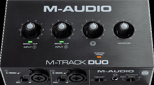 M-Audio MTRACK-DUO