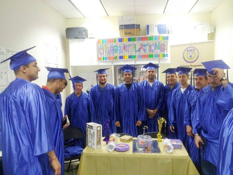 Primer Graduacion Octubre 2013