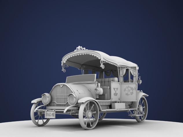Carriage Render