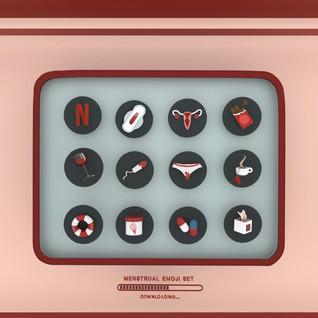 Period Emoji Set