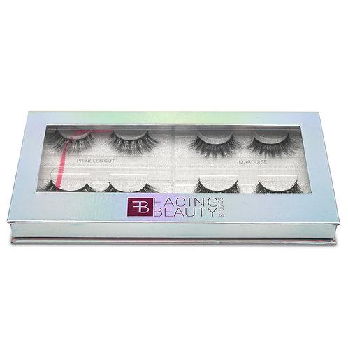 Diamond Eyelash Collection II 4-Pack
