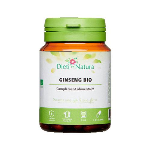Ginseng Rouge Bio 200 gélules