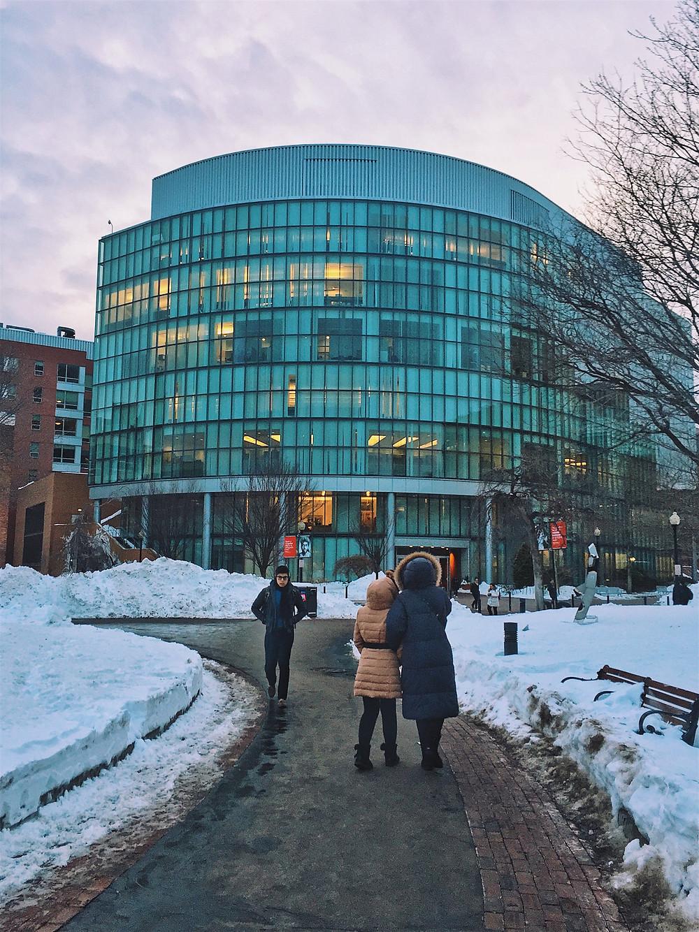 Northeastern University, Boston, MA. Alien Thoughts international students blog