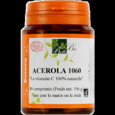 Acérola 1060 80 Comprimés