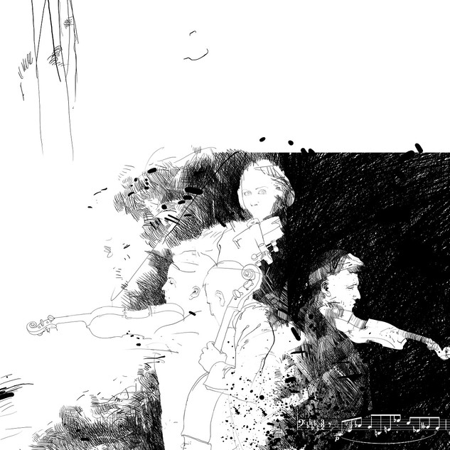Sláčikove kvarteto č. 12