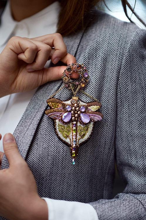 ''Dragonfly'' Brooch