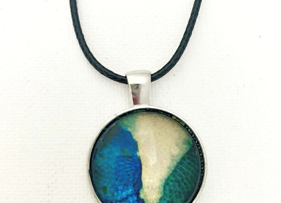 25mm Glass Necklace