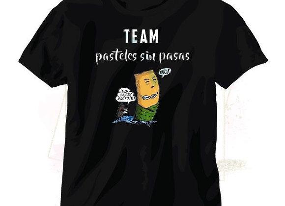 Team Pasteles sin pasas