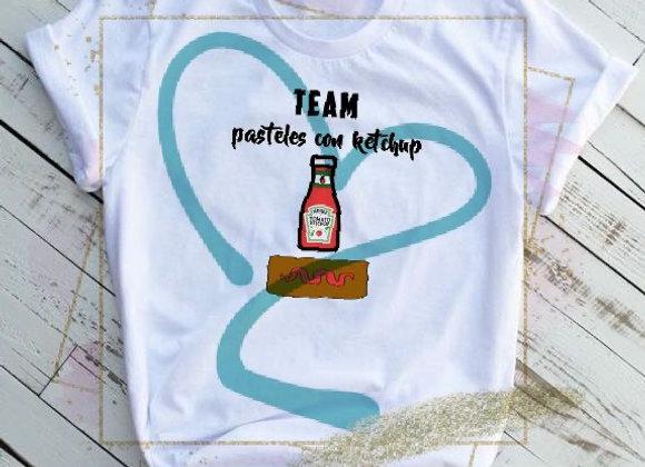Team Pasteles con Ketchup