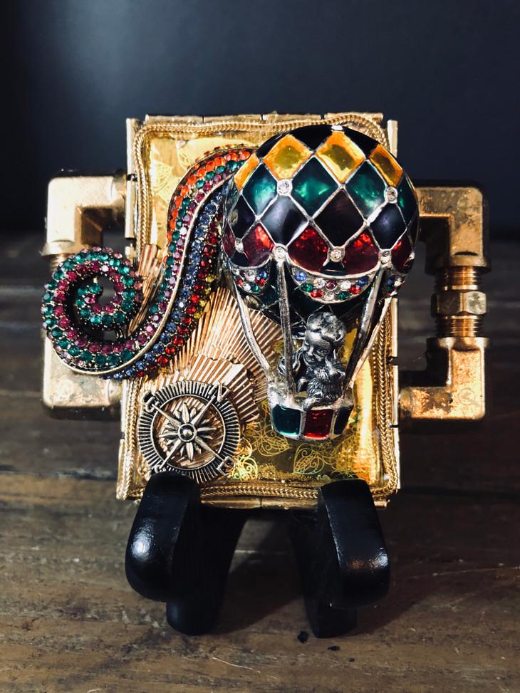 Gem Box Art | Demetri Fisher Art