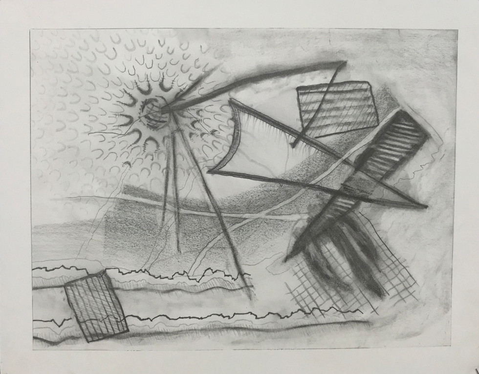 Demetri Fisher art - K series 2