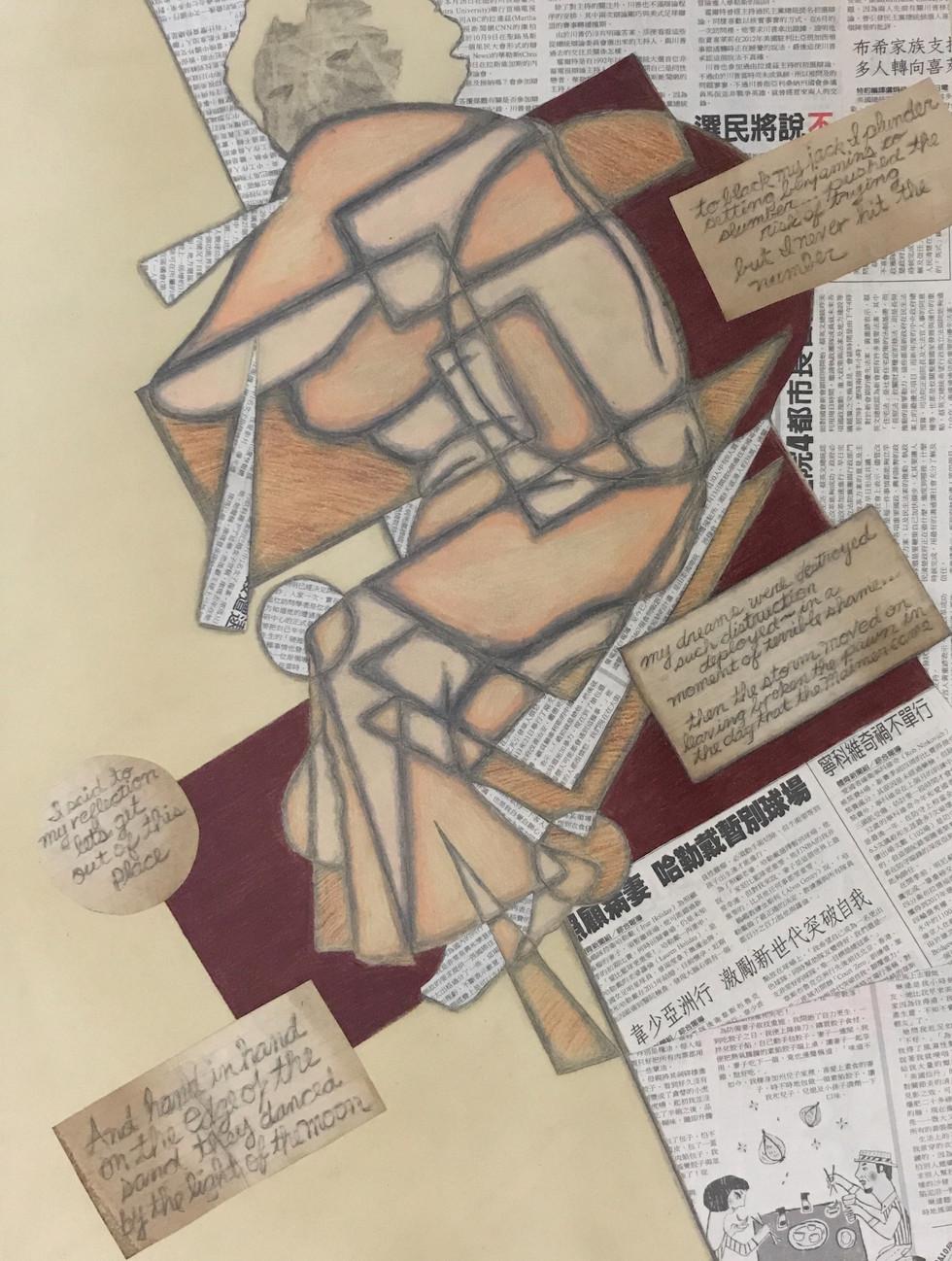 Demetri Fisher art - mother drawing