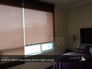 Persianas Enrollables. Persianas GABIN, Leon Guanajuato.