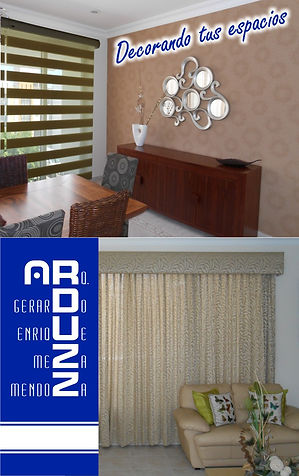 persianas y cortinas en leon gto
