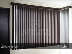 PERSIANAS VERTICALES DE PVC LEON GTO