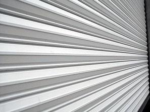 cortinas de acero
