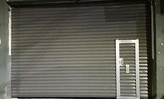 Cortina Acero Tipo Europeo con Puerta La