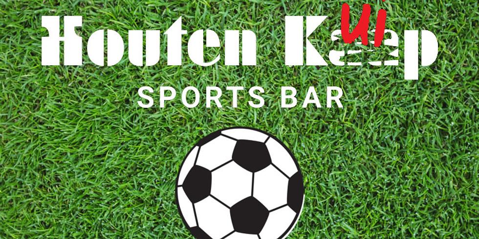 Sportsbar Houten Kuip: Eredivisie live (Feyenoord-Ajax)