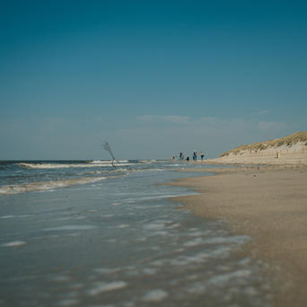 Strand Westerduinpad
