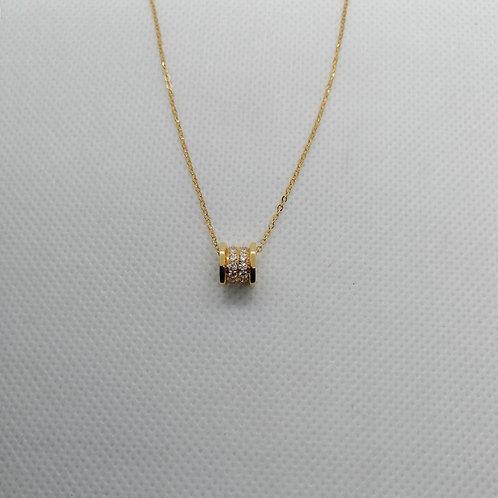 bvlgari Pendant with Gold Chain
