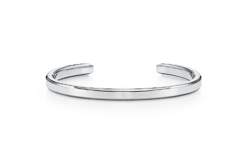 Makers Narrow Cuff in Sterling Silver