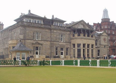 Corporate Golf Day 2014 - The Legendary St. Andrews Golf Experience