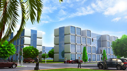 Cube Hotel & Student room