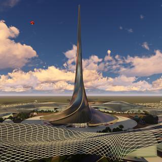 Vortex Tower