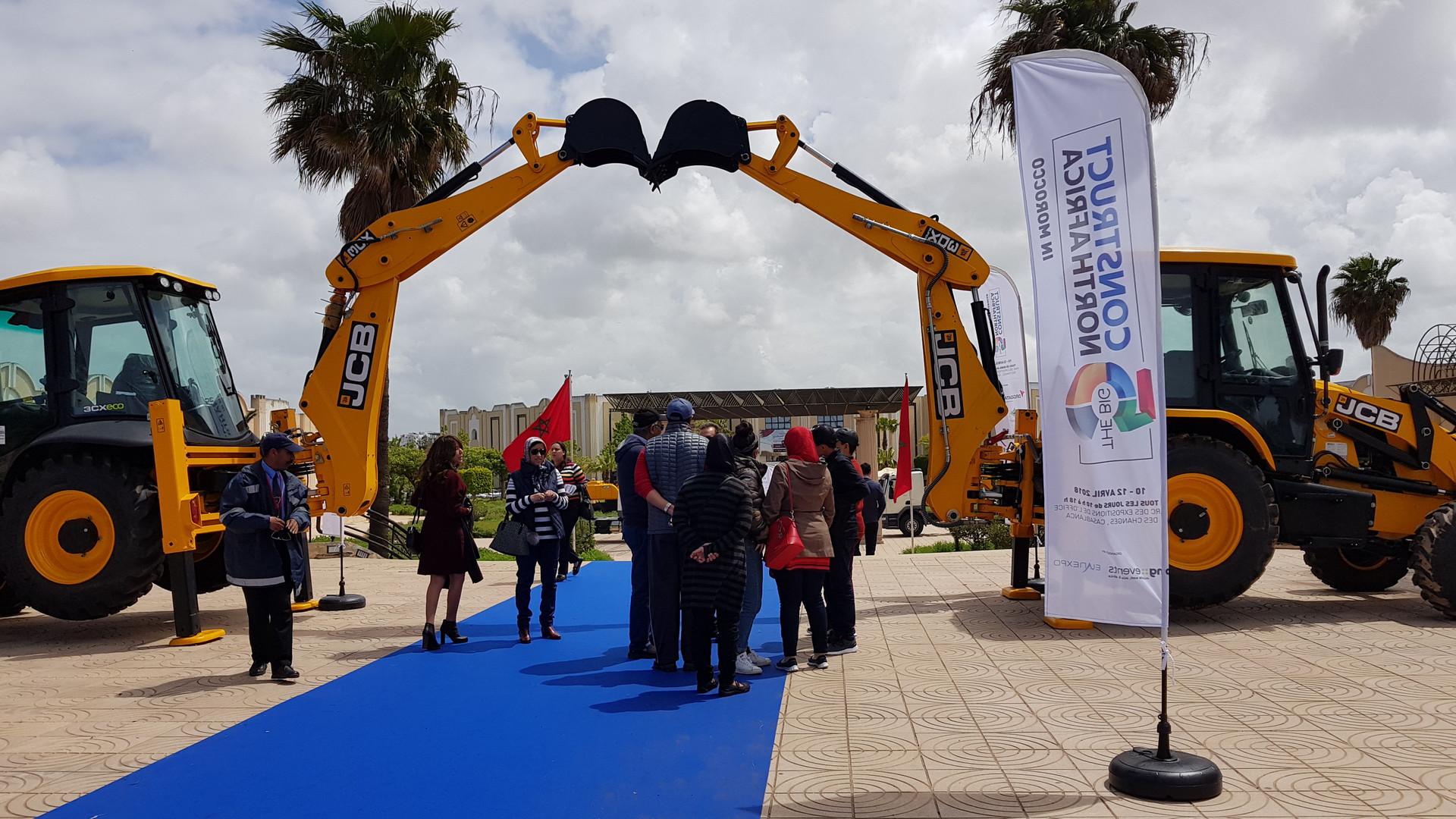 Amedee Santalo vip speaker big5 Construction North Africa 2018