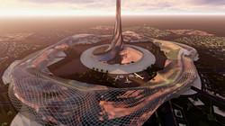 Vortex Tower master plan